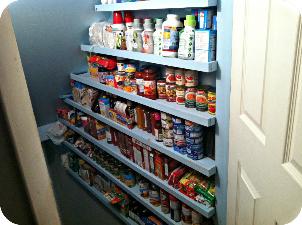Kitchen Pantry Diy Projects: Diaries Of A Domestic Goddess