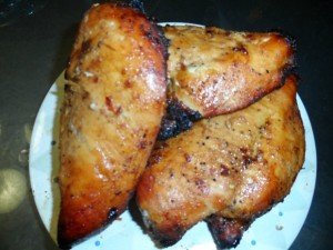 Paleo and Diabetic recipe