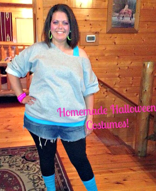 Homemade Halloween Costumes Diaries Of A Domestic Goddess