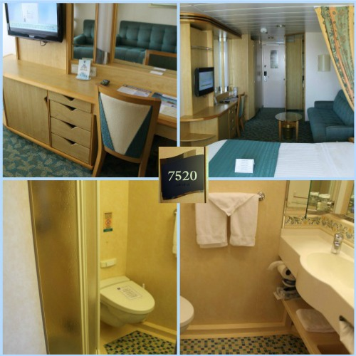 Royal Caribbean Liberty Of The Seas Balcony Stateroom