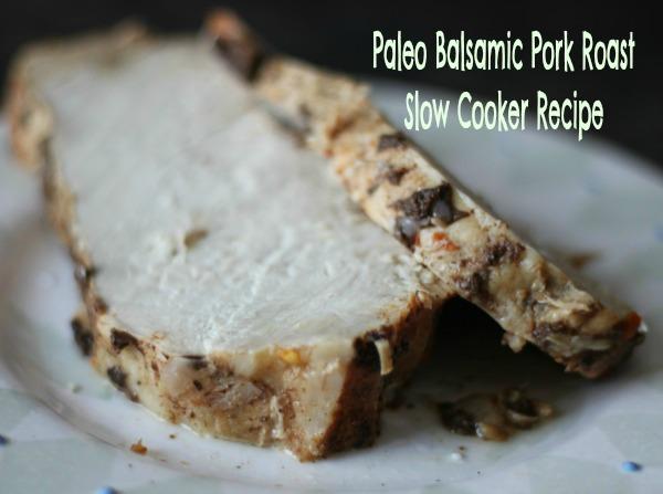 balsamic pork roast