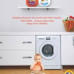 Tide Pods Safety Ad