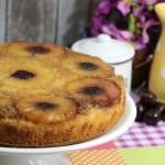 Pineapple Upside down cake 2-22
