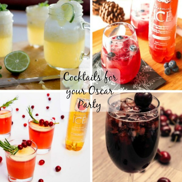 cocktails oscar party