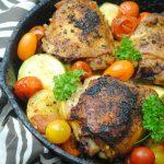 cast iron skillet meals