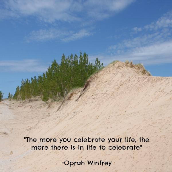 celebrating life's miracles