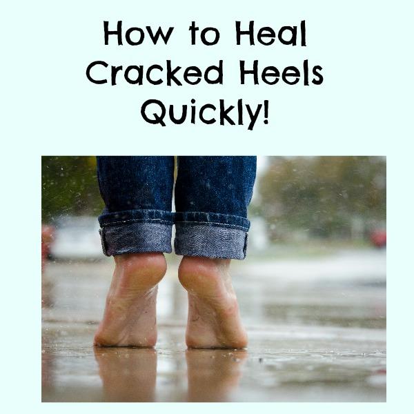 heal cracked heals