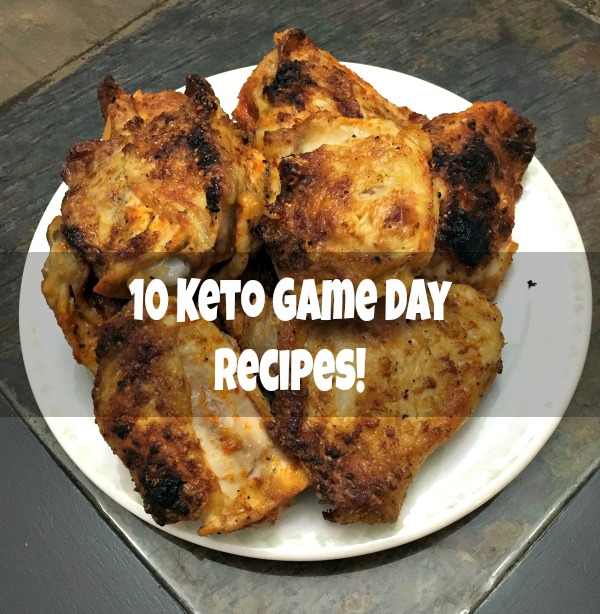 Keto game day
