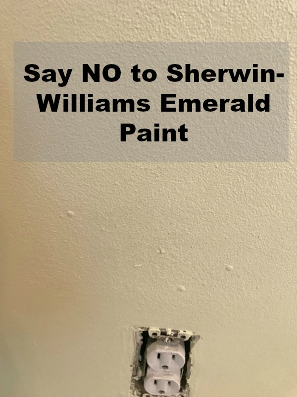 Sherwin Williams Emerald Paint