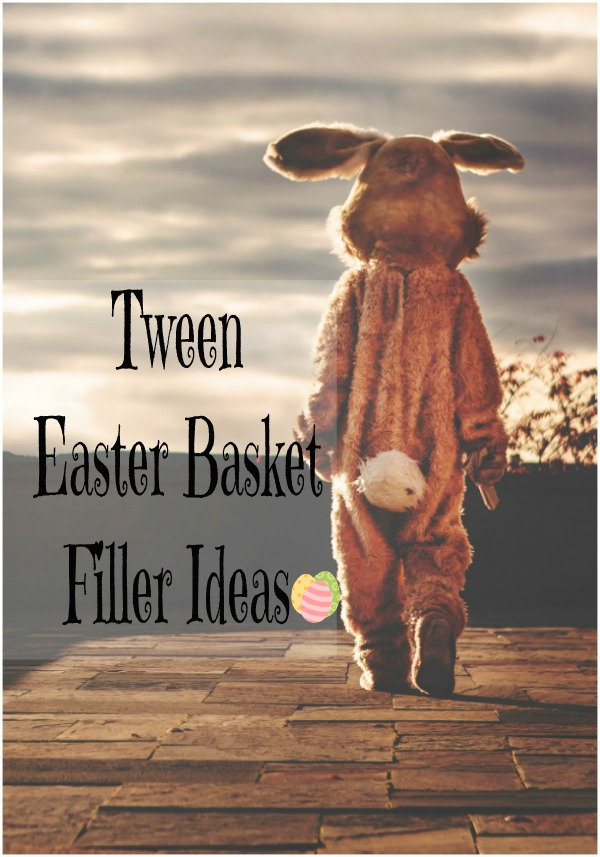 tween easter basket