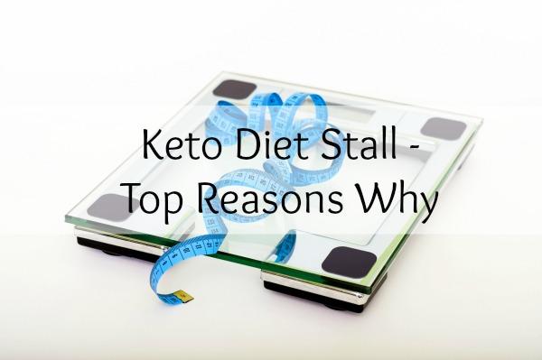 keto diet stall
