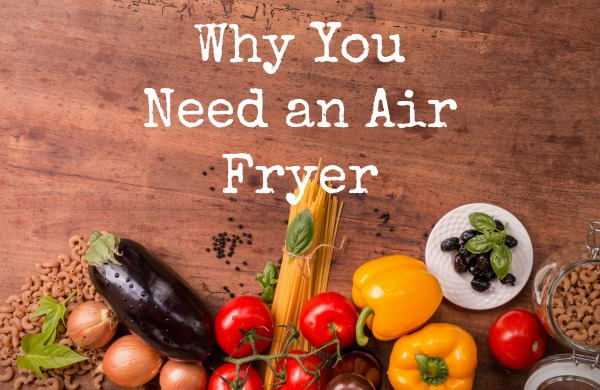 need air fryer