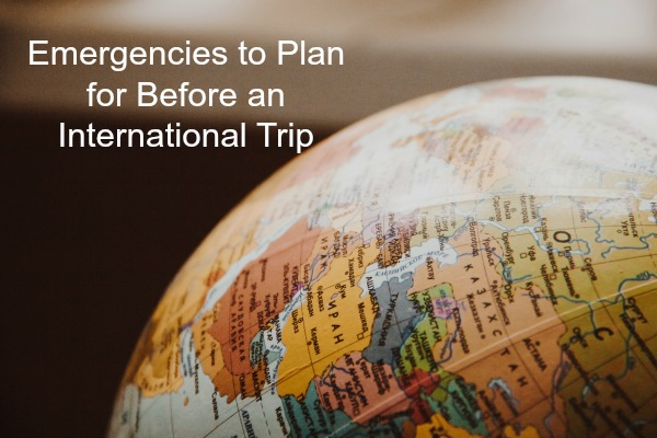 international trip