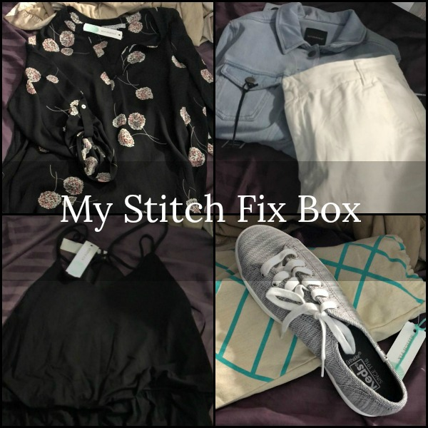 I tried Stitch Fix for the first time and now I am hooked! Check out what I got and use my link to get $25 off your first Stitch Fix box!