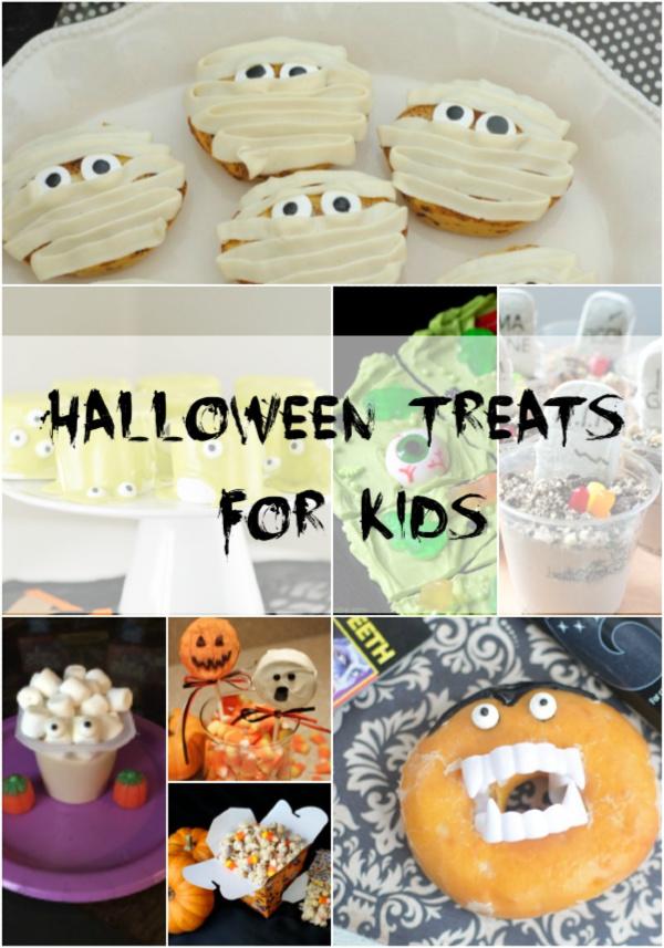 Fun Halloween Treats For Kids Diaries Of A Domestic Goddess