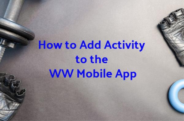 ww mobile app
