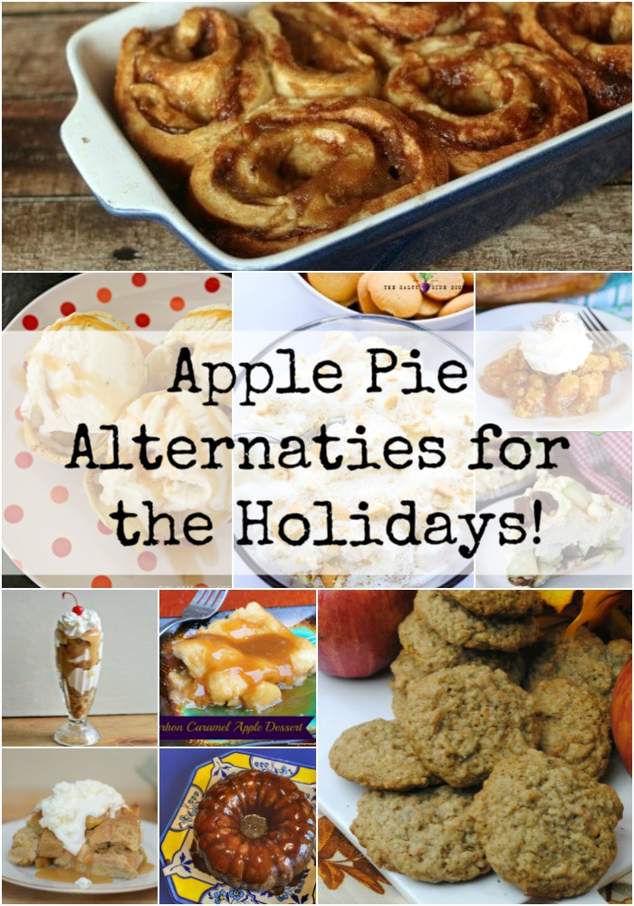 apple pie alternatives