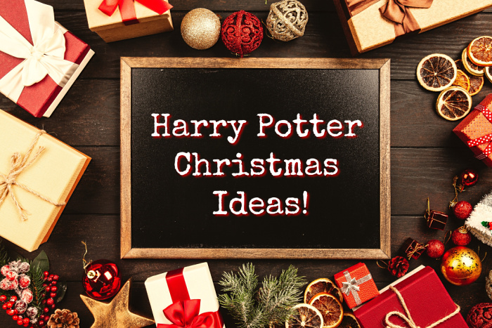 harry potter christmas