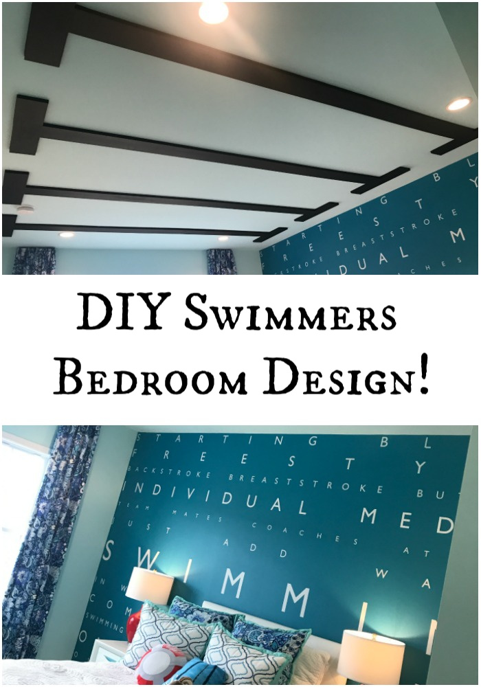 swimmers bedroom