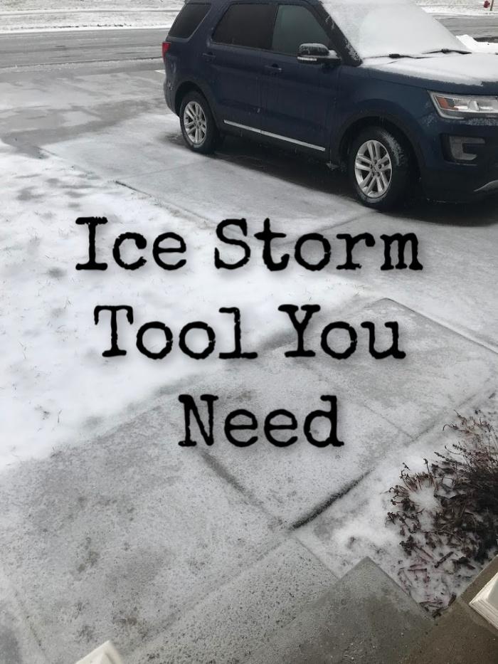 ice storm tool