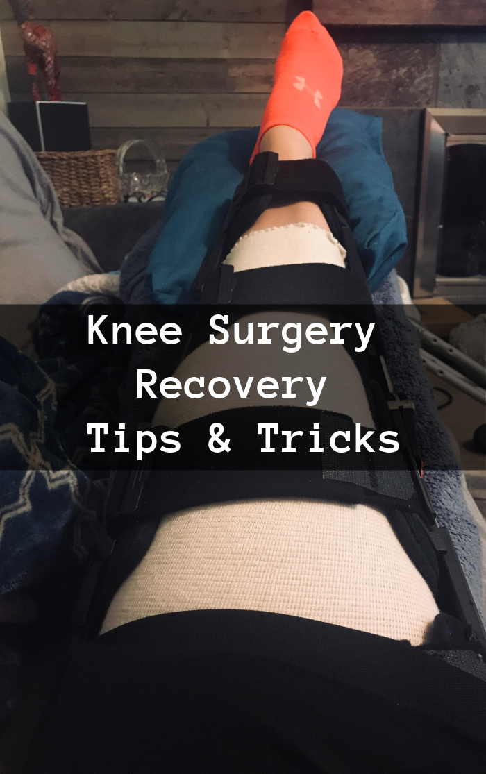 knee surgery tips