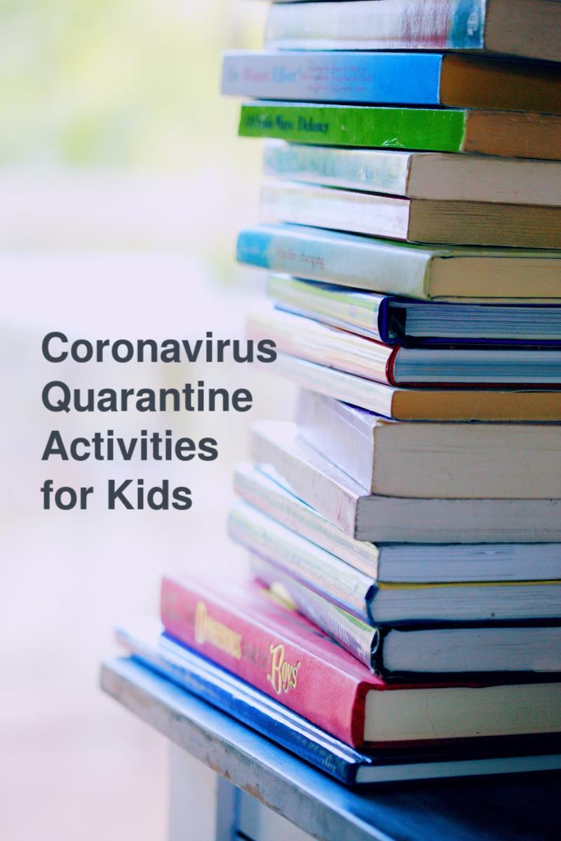 coronavirus quarantine activities