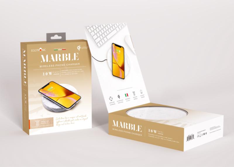 wireless charging stone